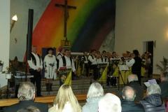 D'Surburjer Harzwuet à l'église (29)